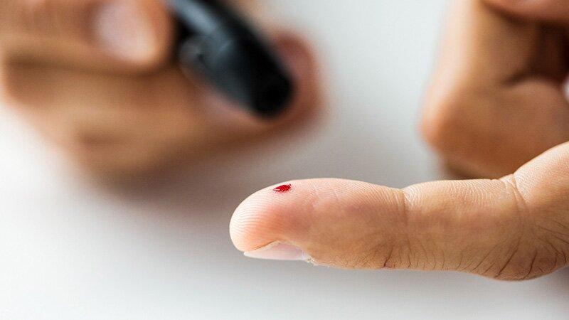 Приворот с кровью из пальца